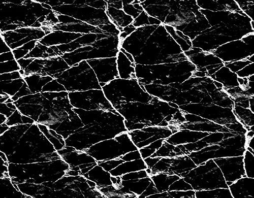 DIY Kits de Pintura de Diamante 5D para Niños y Adultos,Textura de mármol negro abstracto - azulejo sin costuras,Arte de la Imagen para la Decor de la Pared del Hogar Regalo,16' x 12'