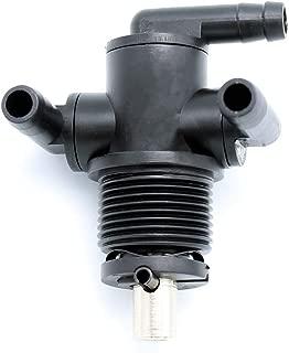 QAZAKY 3-Way Fuel Shut Off Valve Petcock Replacement for Polaris 7052161 ATP ATV Magnum Ranger Sportsman Trail Blazer Boss Worker Xpedition Xplorer 325 330 335 400 425 500 600 700