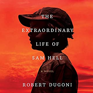 The Extraordinary Life of Sam Hell cover art