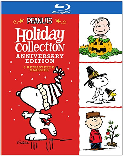 Peanuts Holiday Anniversary Collection [Blu-ray]