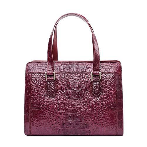 CY'S Lady Handtasche Square Kleinlederwaren Reißverschluss der Tasche