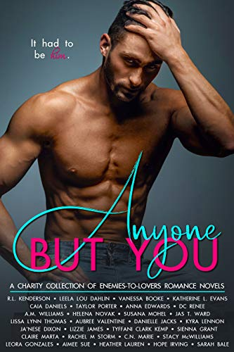 Anyone But You: A Charity Collection of Enemies-to-Lovers Romance Novels (English Edition)
