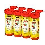 Especias Moy Chilimon Chilitarro, Chile y Limon En Polvo, 300 grs c/u, Picante Acido, Paquete de 4