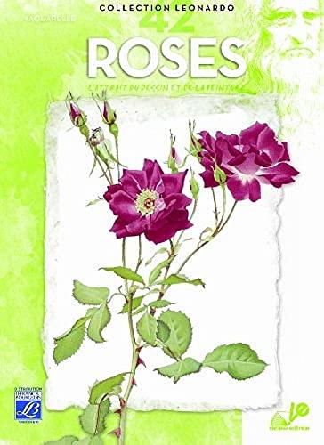 Lefranc Bourgeois Album Léonardo n°42 Les Roses