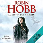 Couverture de Le destin de l'assassin