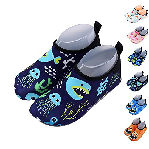 Zapatos niño Zapatos agua natación Niños Zapatos