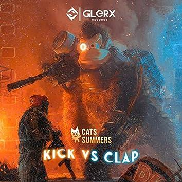Kick vs Clap