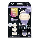 Wilkinson Sword Intuition Dry Skin Vorteilspack Rasierer mit 2 Ersatzklingen -
