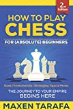 Best Chess Book For Kids - Chess: How to Play Chess for (Absolute) Beginners Review