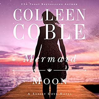 Mermaid Moon audiobook cover art
