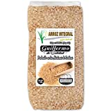 Guillermo Arroz Integral Redondo Marisma de Doñana para paellas y risottos 100% Natural 1 kilo