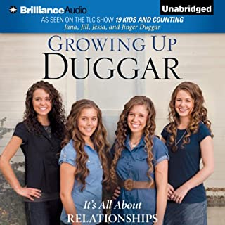 Growing Up Duggar cover art