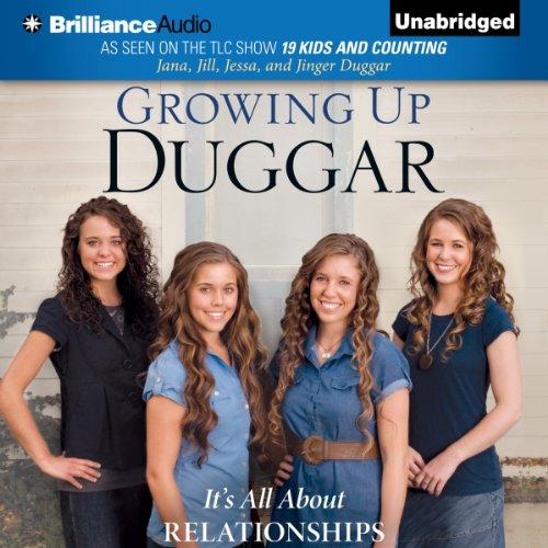 Growing Up Duggar cover art