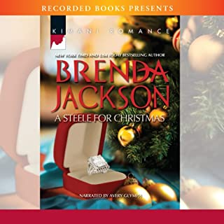 A Steele for Christmas                   Written by:                                                                                                                                 Brenda Jackson                               Narrated by:                                                                                                                                 Avery Glymph                      Length: 5 hrs and 6 mins     Not rated yet     Overall 0.0