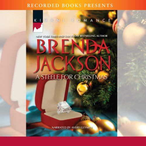 A Steele for Christmas audiobook cover art
