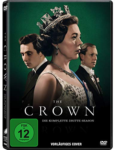The Crown - Die komplette dritte Season [4 DVDs]