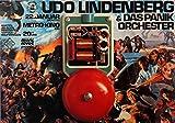 Premium Poster/Plakat | DIN A1 | Wanddeko | Live Konzert Veranstaltung » UDO Lindenberg, Kiel 1973 «