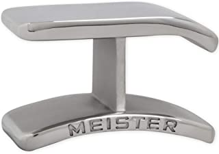Meister Pro Cutman Contoured No-Swell - Stainless Steel Compress for Bruises, Cuts & Black Eyes