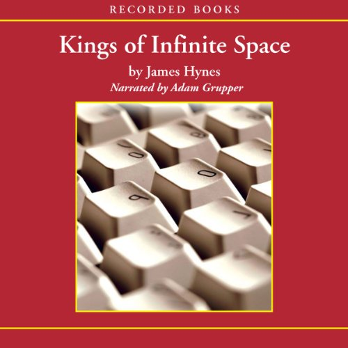 Kings of Infinite Space audiobook cover art