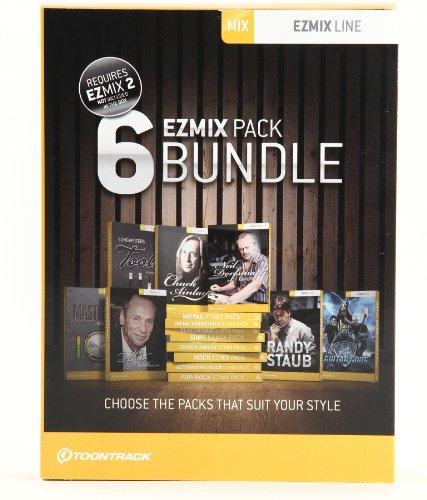 ToonTrack EZmix 6Pack Bundle