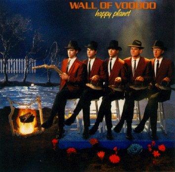 Wall Of Voodoo: Happy Planet (Custom Inner Sleeve Contains Full Lyrics, Personnel, Artwork) [Vinyl LP] [Stereo]