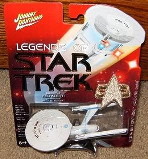 Legends of Star Trek USS Enterprise Refit Series 2