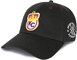 kansas city monarchs fitted hat