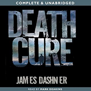 The Death Cure cover art