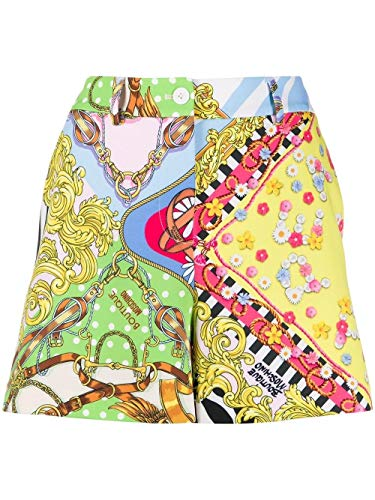 Boutique moschino Luxury Fashion Donna A031508521888 Multicolor Shorts | Primavera Estate 20
