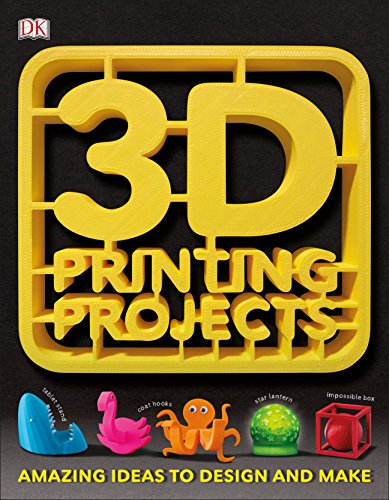 Impresora 3d Resina  marca DK Publishing (Dorling Kindersley)