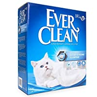 LOW DUST FORMULA : Enhanced everclean clumping formulation system that reduces crumbling crystal clump making extra strong crystal clump that are easier to remove from your cats paws. UNSCENTED: this fragrance-free formula system is made for cats and...