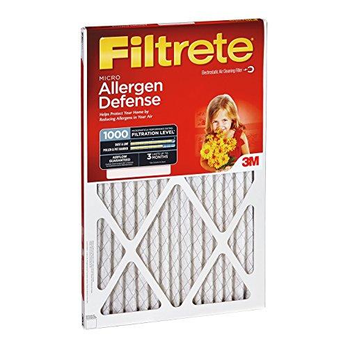 Furnace Filter, White - Filtrete 9800DC-6