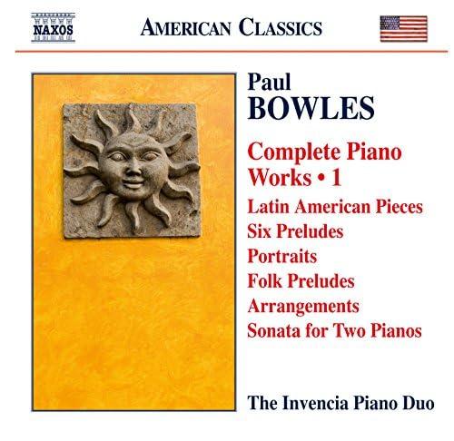 The Invencia Piano Duo