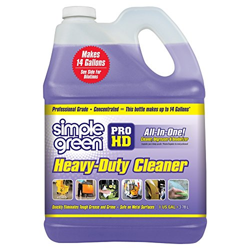 Simple Green Contractor Strength Non-Corrosive Heavy Duty Cleaner