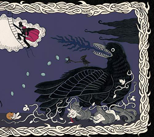 闇夜に烏、雪に鷺