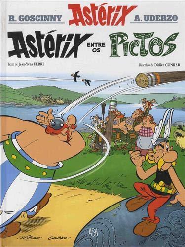 Uma aventura de Astérix, Tome 35 : Astérix entre os Pictos