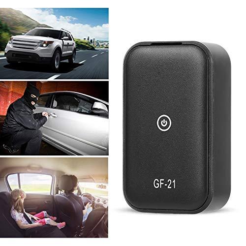 Rastreador GPS para veículos, mini rastreador de GPS portátil à prova d'água em tempo real, antifurto, antiperda de GPS, suporta aplicativo sem fio para cães, crianças, gatos, carro, motocicletas, caminhões