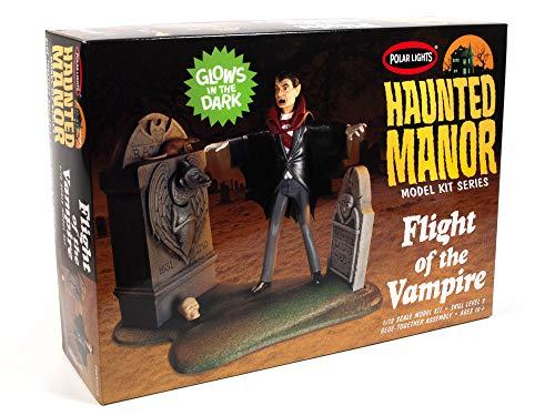 Polar Lights POL977/12 1/12 Manor: Flight of The Vampire maqueta