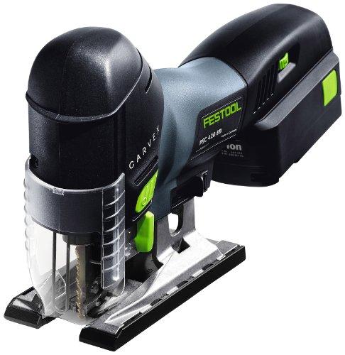 Festool PSC 420 EB-Plus Li 18 GB - Sierra de calar (18 voltios)
