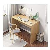 GZZ Home Computer Desk Simple Home Desk Student Studie Schreibtisch Einfach Zimmer Kleiner Tisch Studie Schreibtisch (Color : A, Size : 1.0m)