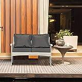 Zoom IMG-1 outsunny divano da esterno 2