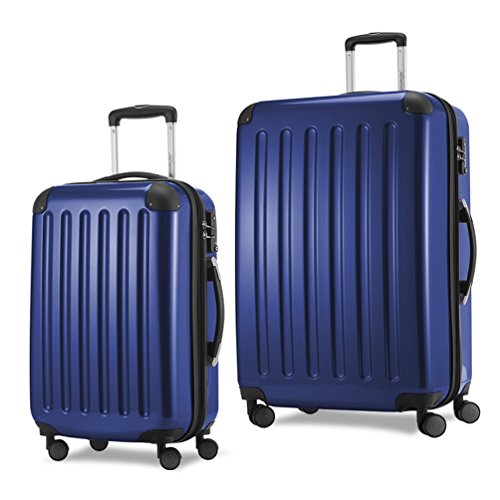 HAUPTSTADTKOFFER Luggages Sets Glossy Suitcase Sets...