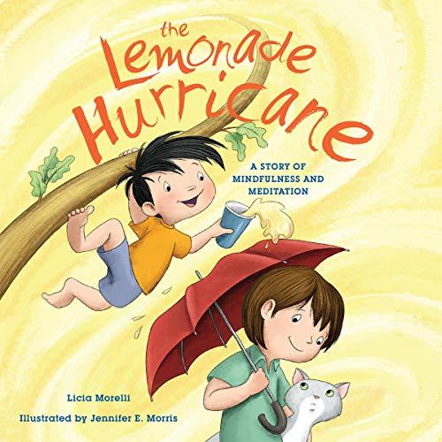 The Lemonade Hurricane Audiobook By Licia Morelli cover art