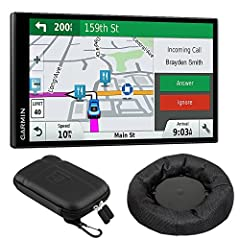 Includes all original accessories plus a 1 Year warranty Garmin DriveSmart 61 NA LMT-S GPS w/ Smart Features In The BOX INCLUDES: Garmin DriveSmart 61 NA LMT-S GPS | Vehicle Suction Cup Mount | Vehicle Power Cable | USB Cable | Quick Start Manual | L...