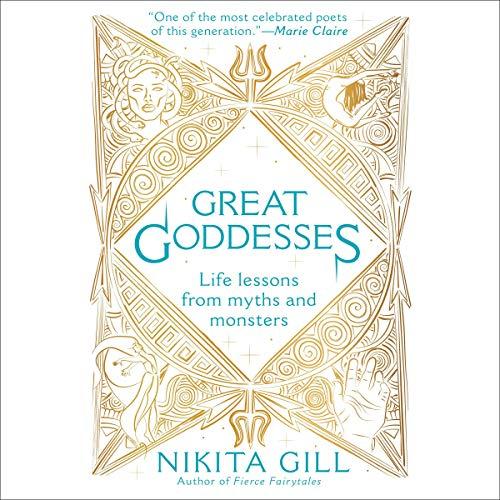 Great Goddesses audiobook cover art