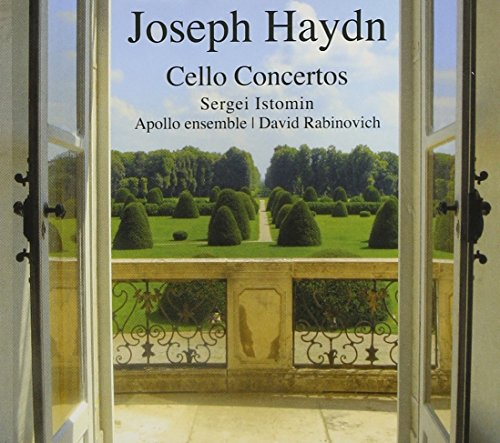 Haydn: Conciertos Para Violonchelo, Sinfonia Nº 16 / Istomin, Apollo Ensemble - Rabinovich