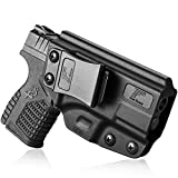 Springfield XD-S Holster, Fit Springfield XD-S 3.3' 9mm/.40S&W/.45ACP IWB Concealed Carry for 9mm Holster, Gun Holster for Men/Women |Adj. Cant Retention Belt Clip