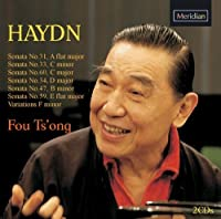 Piano Sonatas by Haydn (2011-01-11)