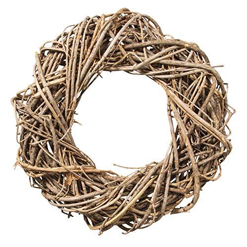 RAYHER Wreath, Natural Material, 30 cm ø