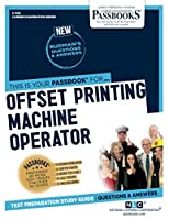 Offset Printing Machine Operator